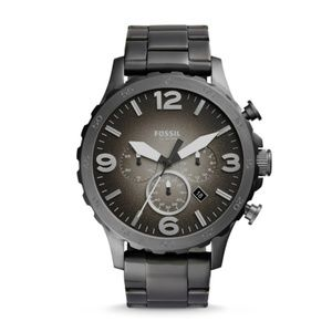Men's Fossil Watch Nate Chronograph JR 1437